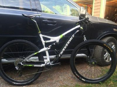 2014 Cannondale Scalpel 29 Carbon Team, XL