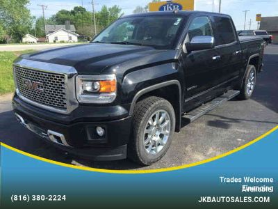 Used 2014 GMC Sierra 1500 Crew Cab for sale