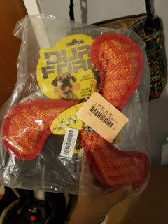 New! Durant Force Dog Toy