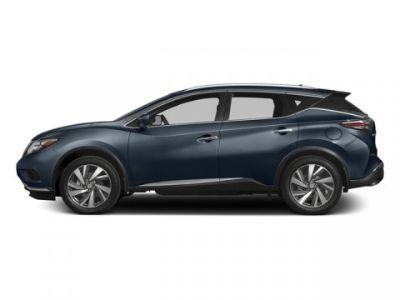 2018 Nissan Murano SL (Arctic Blue Metallic)