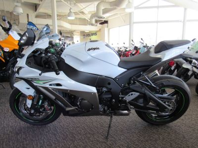2017 Kawasaki NINJA ZX-10R ABS SuperSport Motorcycles Irvine, CA
