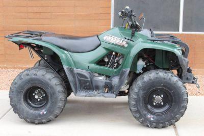 2012 Yamaha Grizzly 300 Automatic Utility ATVs Kingman, AZ