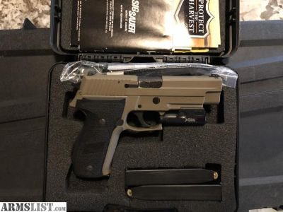 For Sale/Trade: Sig P226 Mk 25