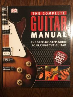 Complete Guitar Manual w/DVD
