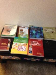 6 Medical books I will be in Fairifield on Saturday 6/16