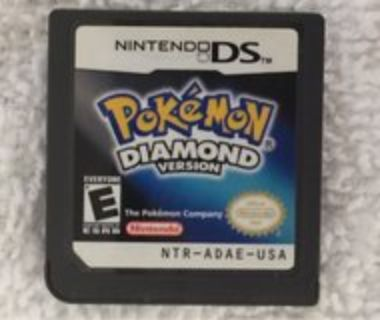 Nintendo DS Lite w/ Game