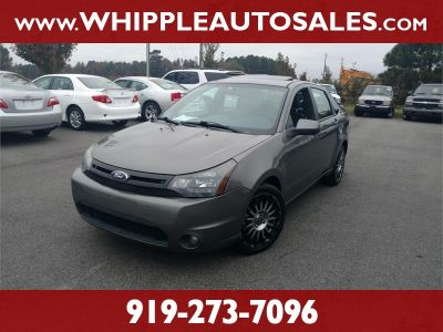 2011 Ford Focus Sport SES (Charcoal Grey)