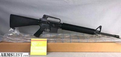 For Sale: COLT MATCH HBAR R6601 PRE BAN