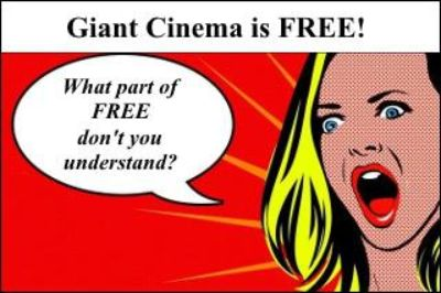 100 Free Giant Cinema - Giant Movie Deal Watch Free TV