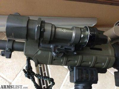 For Sale/Trade: Surefire m951 light w/ arms mount