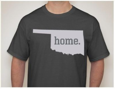Oklahome Home Shirts - Youth - Adult - Plus Size