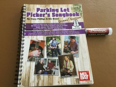 Dobro Songbook and Slide