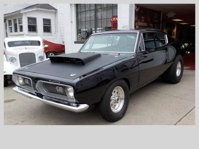 1968 Plymouth Barracuda Hemi Factory SS BO29