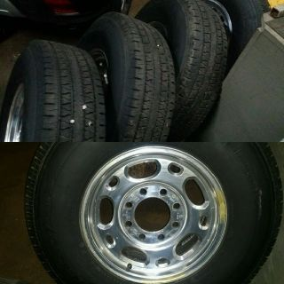 HD2500 Wheels/Tires