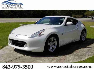 Used 2012 Nissan 370Z 2dr Cpe Auto