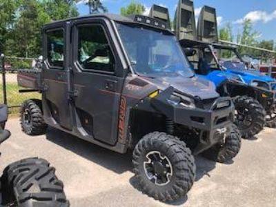 2014 Polaris Ranger Crew 900 EPS LE Utility SxS Lagrange, GA