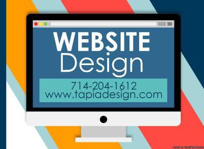 Website Designer in Anaheim,California