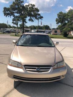 2002 Honda Accord EX ()
