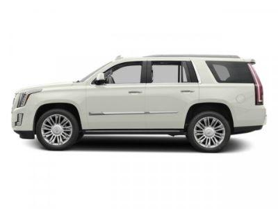 2018 Cadillac Escalade Platinum (Crystal White Tricoat)