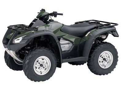 2015 Honda FourTrax Rincon 4x4 Utility ATVs State College, PA