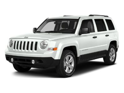 2016 Jeep Patriot Latitude (Deep Cherry Red Crystal Pearlcoat)