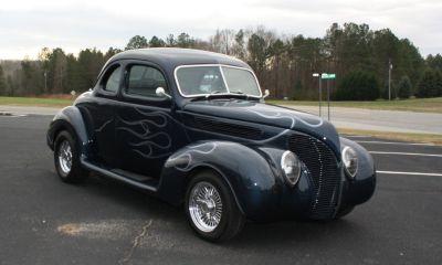 1938 Ford 5 Window