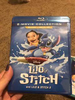 Lilo & Stitch 1&2 Blu-Ray