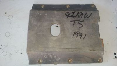 Find 1991 KAWASAKI TS RIDE PLATE COVER 59446-3712 motorcycle in Lubbock, Texas, United States, for US $35.00