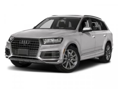 2018 Audi Q7 Premium Plus (Orca Black Metallic)