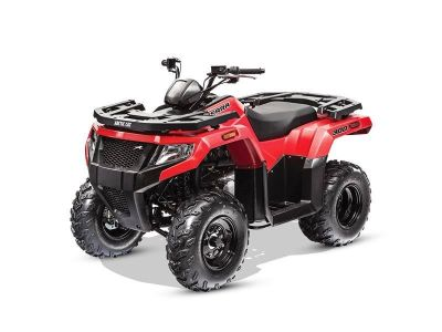 2017 Arctic Cat Alterra 300 Utility ATVs Mandan, ND
