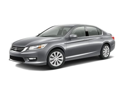 2014 Honda Accord EX-L (Modern Steel Metallic)