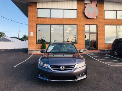 2014 Honda Accord EX-L (gray)