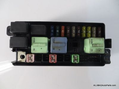 Purchase 2009-2011 Mini Cooper Engine Bay Fuse Relay Box 35 61149213372 R55 R56 R57 motorcycle in Tampa, Florida, United States, for US $52.50