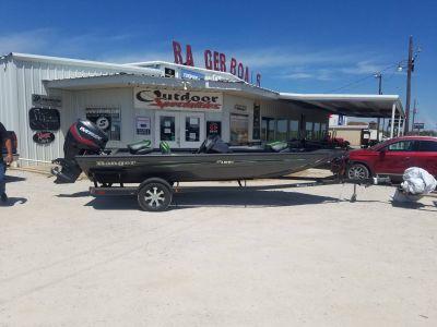 2019 Ranger RT188C Aluminum Fish Boats Eastland, TX