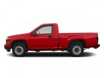 2011 Chevrolet Colorado Work Truck (Victory Red)