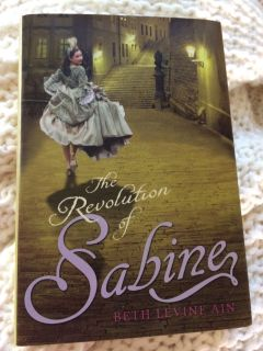 The revolution of Sabrina by Beth Levine Ain