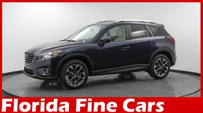 2016 Mazda CX-5 Grand Touring (blue)