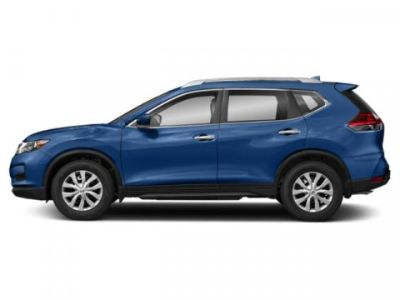 2019 Nissan Rogue SV (Caspian Blue Metallic)