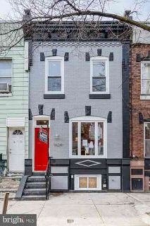 1624 S Ringgold St Philadelphia Two BR, This beautiful brick