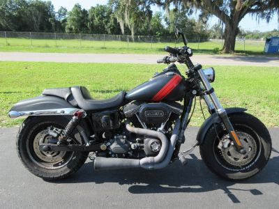 2016 Harley-Davidson Fat Bob (Black)