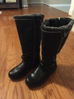 Totes waterproof boots size 9