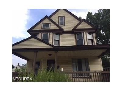 4 Bed 1 Bath Foreclosure Property in Cleveland, OH 44106 - Superior Ave