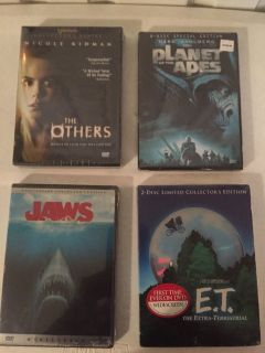 DVD S (unopened) Collector s Edition (price each)