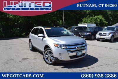 2012 Ford Edge Limited (Ingot Silver Metallic)