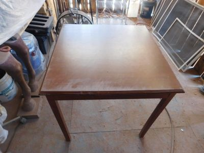 3x3 Table