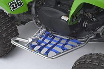 Sell DG National Series Race Peg Nerf Bars , Blue- Kawasaki KFX700 V-Force (04-07) motorcycle in Blackfoot, Idaho, US, for US $221.95