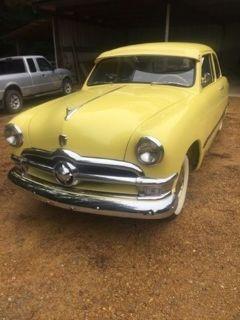 1950 Ford Fordor