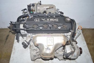 Sell 98 99 2000 2001 2002 JDM F23A HONDA ACCORD 2.3L VTEC ENGINE F23A1 MOTOR ONLY motorcycle in Chantilly, Virginia, United States, for US $499.99