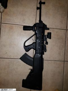 For Sale: AK47 Custom with night scope
