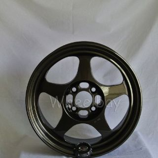 Sell ROTA WHEEL SLIPSTREAM 16X7 4x100 40 67.1 GUNMETAL motorcycle in Hayward, California, United States, for US $555.00